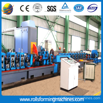 Welded tube machine tube roll former mill round/square pipe making machine welded pipe roll forming machine